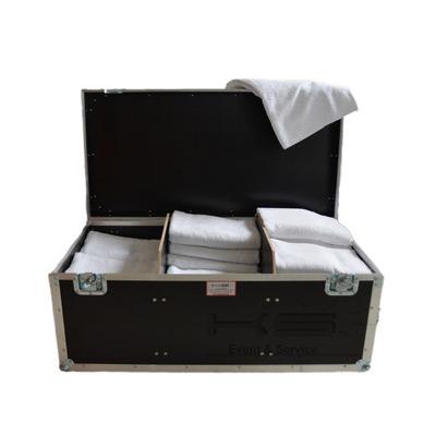 Handtücher / Handtuch mit Case