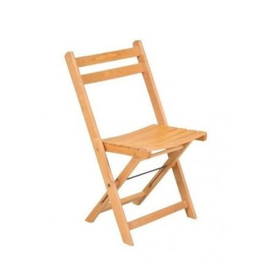 Klappstuhl / Holzstuhl / Stuhl