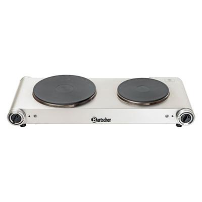 Kochplatte / Doppelkochplatte / Elektrokochplatte