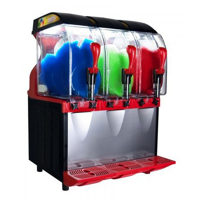 Slushmaschine / Slusher / Slusheis / Smoothie / Milchshake / Cocktailmaschine