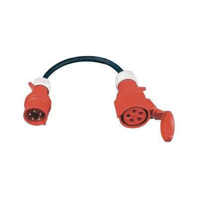 Starkstromadapter / Adapter / Starkstromkupplung 1m