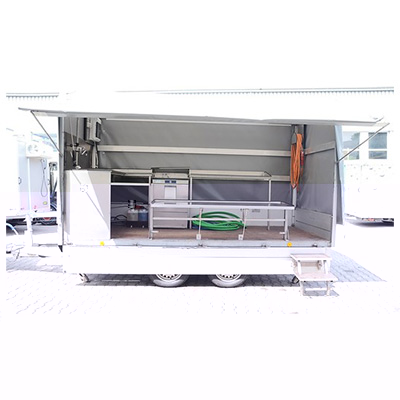 Spülmobil / Geschirrmobil / Geschirrspülmobil / Spülmaschine / Gläserspüle