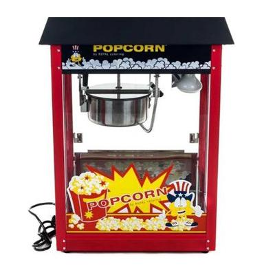 Popcornmaschine / Popcorn