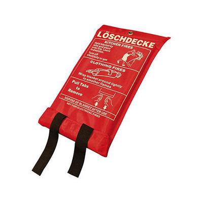 Löschdecke / Branddecke / Feuerdecke / Feurlöschdecke / Brandschutz